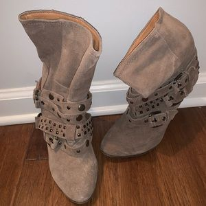 Franco Fortini Boots - 8.5